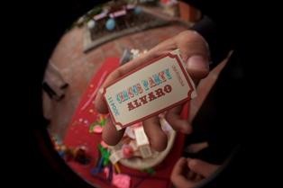 circus party baja