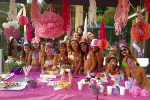 La Pool Party de Marta